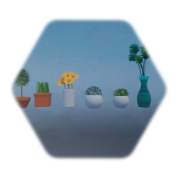 Plant and flower pots