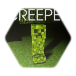 Edited Creeper by RuximRawZs