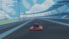 VR Go Kart (remixable)