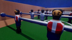 Minigame Football Table - 2 players -