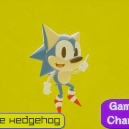 Sonic the Hedgehog (Updated)