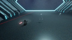 STAR WARS DARTH VADER SURVIVAL SIMULATOR