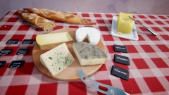 Fromages VR