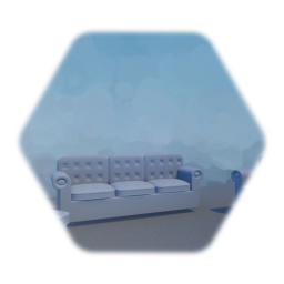 Couch - Fancy couch