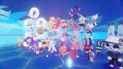 AY| VTOONS MULTIVERSE!!! LVL 100 SPECIAL (Completed)