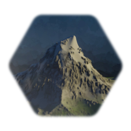 Realistic Mountains