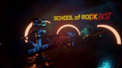 SCHOOL OF ROBOT