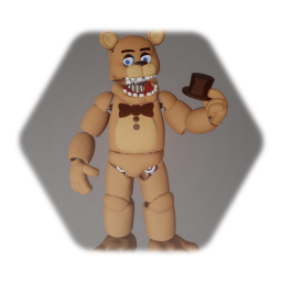 Remix of Unwithered Freddy