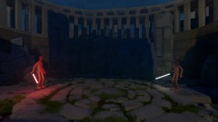 Laser sword battle v1