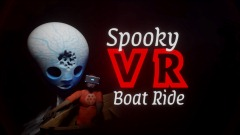 Spooky VR Boat Ride