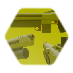 M109v5 troop rifle accessorized