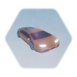 Modern Sports Car (realistic Handling & Physics)