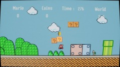 Super mario bros 3 2D test very W.I.P 0.3