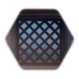Old Iron Grate 1