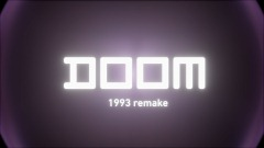 DOOM 1993 inspired Remake  abandoned project