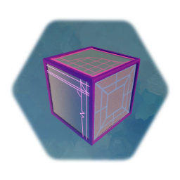 Decorated Cube