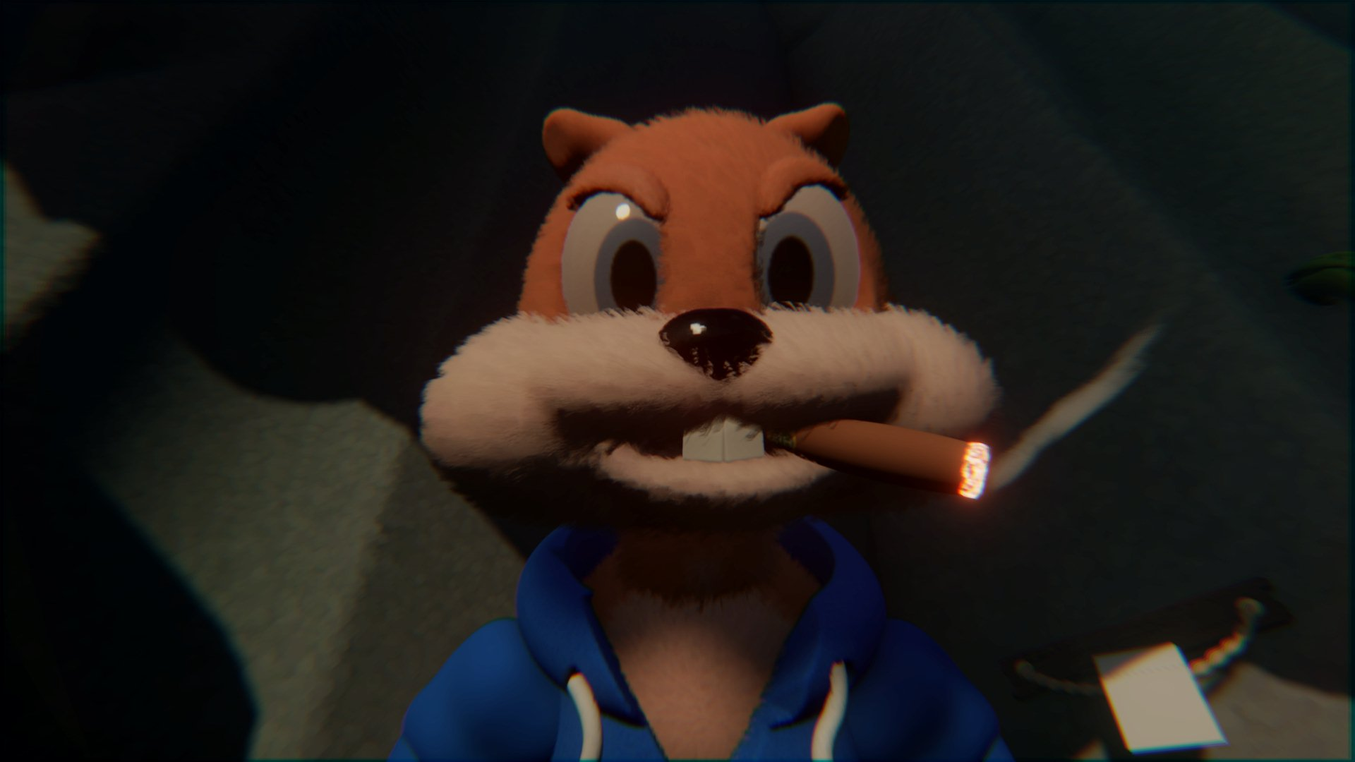 Conker Bad Fur Day Indreams Me