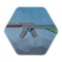Rainbow Assault Rifle