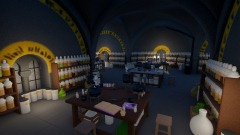 Dungeons and Potions classroom (2.0)