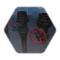 Pipe kit + Valves