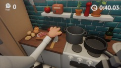 Southpaw Cooking